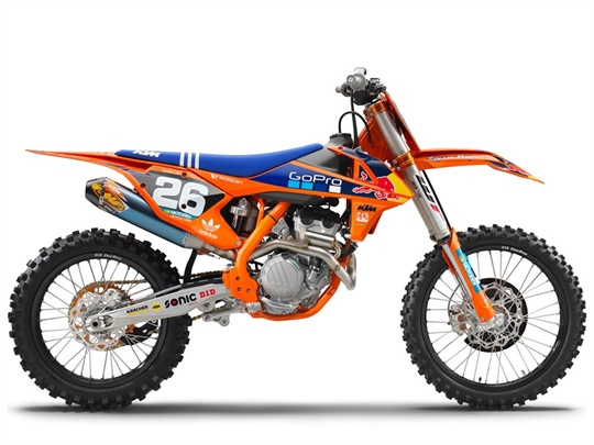 KTM 250 SX-F Factory Edition (2017)