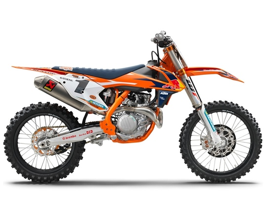KTM 450 SX-F Factory Edition (2017)