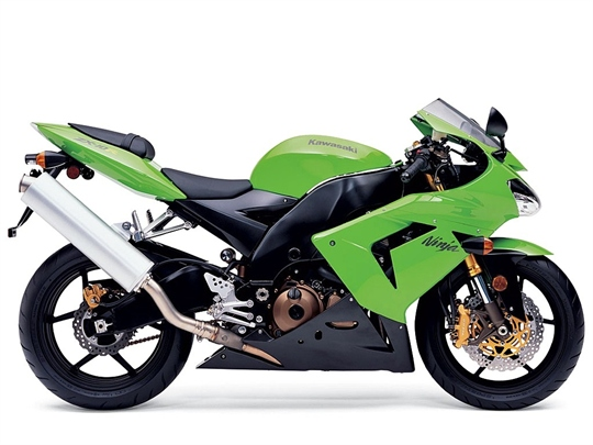 Kawasaki Ninja Zx-10r  2004