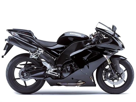 Kawasaki Ninja ZX 10R 2007