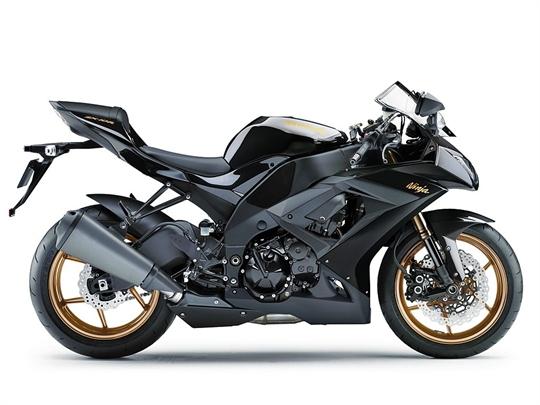 Kawasaki Ninja ZX 10R 2010