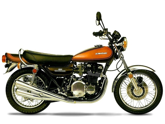 Kawasaki Z900 1973