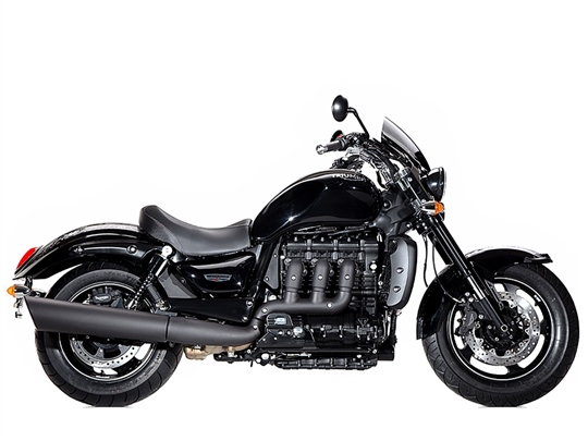 Triumph Rocket X Limited Edition (2015)