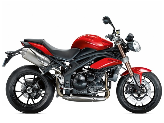 Triumph Speed Triple (2013)