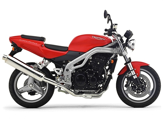 Triumph Speed Triple 955i (2002)