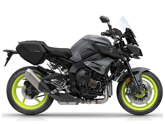 "Yamaha MT-10 ""Tourer Edition"" (2017)"