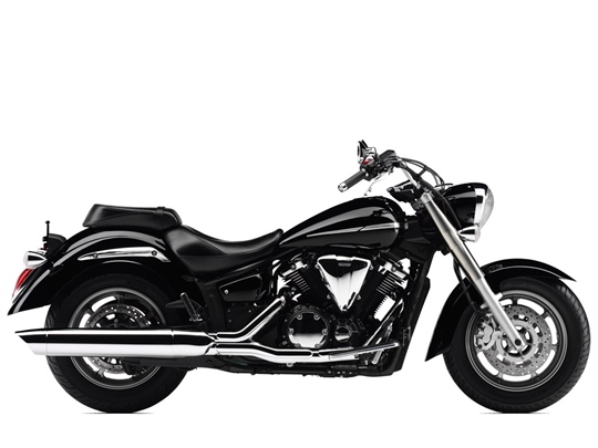 Yamaha XVS1300A Midnight Star (2011)