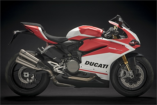 Ducati 959 Panigale Corse - DNA Racing