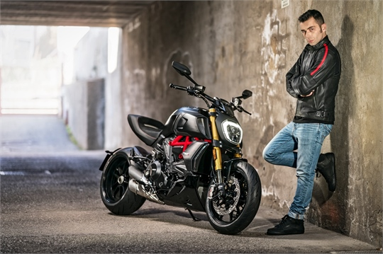 Produktion der Ducati Diavel 1260 beginnt in Bologna