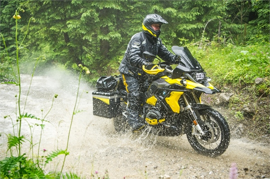 "Touratech verkauft die R1200GS als ""World Travel Edition"""
