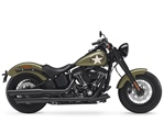 Harley-Davidson Softail Slim S Fat Custom (2016)