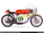 Honda 250 von Mike Hailwood (1966)