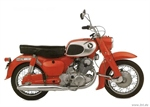 Honda CB72-Dream (1967)