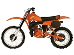 Honda CR 250 R Elsinore (1980)