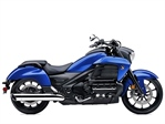 Honda Gold Wing F6C (2014)