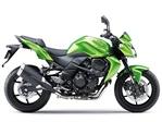 """Kawasaki Z750 """"ABS"""" (2012)"""