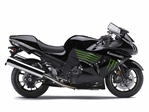 "Kawasaki ZZR1400 ""Monster Energy"" (2009)"