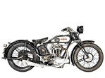 Raleigh 500 OHV Twin Port (1930)