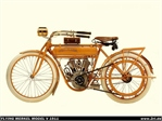The Flying Merkel Model V (1911)