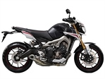 "Yamaha MT-09 Street Rally ""ABS"" (2014)"